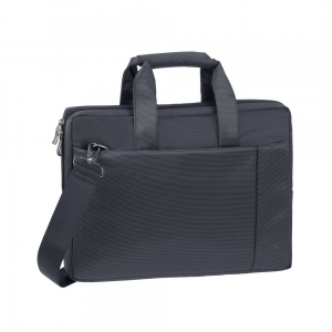 "RIVACASE Central 8221 Torba laptop 13"" czarna"